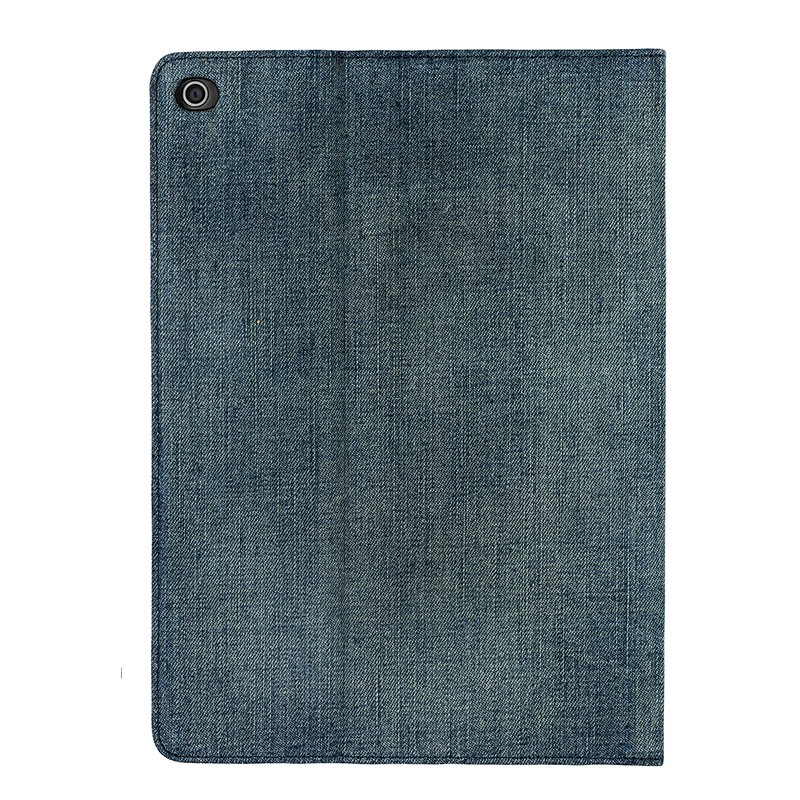 Diesel - Paddy Folio Hoes iPad Air Denim Blue 03