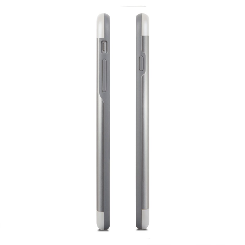 Moshi - iGlaze Armour iPhone 6 Plus / 6S Plus Silver 03