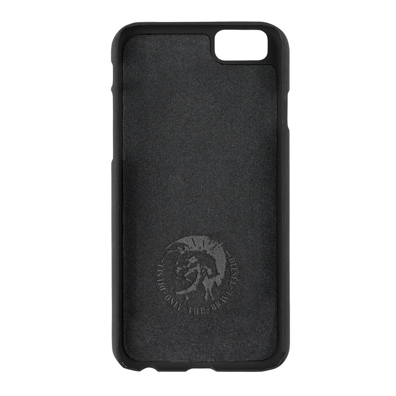 Diesel - Pluton Snap Case iPhone 6 / 6S Black 03