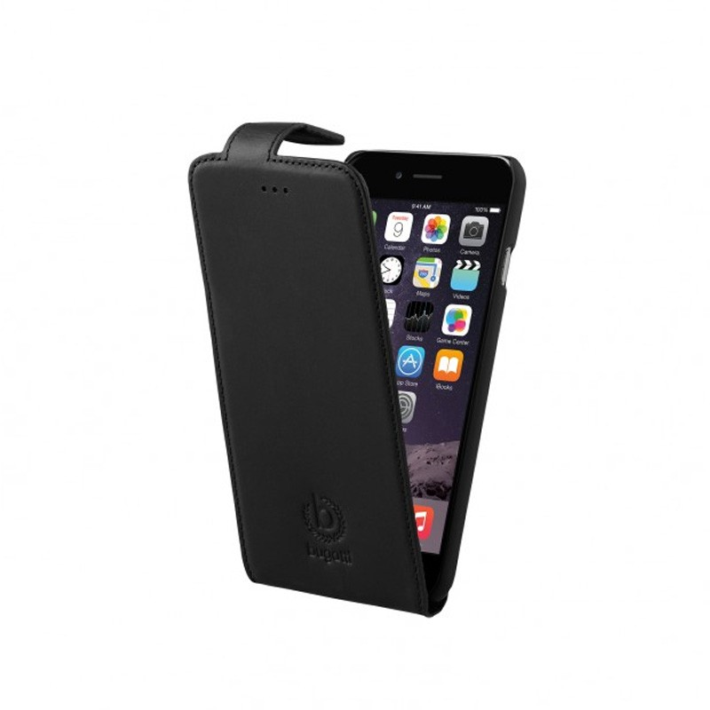 Bugatti - Flip Cover Oslo iPhone 6 / 6S Black 03