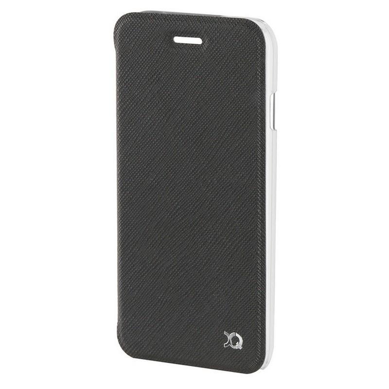 Xqisit Flap Cover Adour iPhone 7 hoes zwart 03
