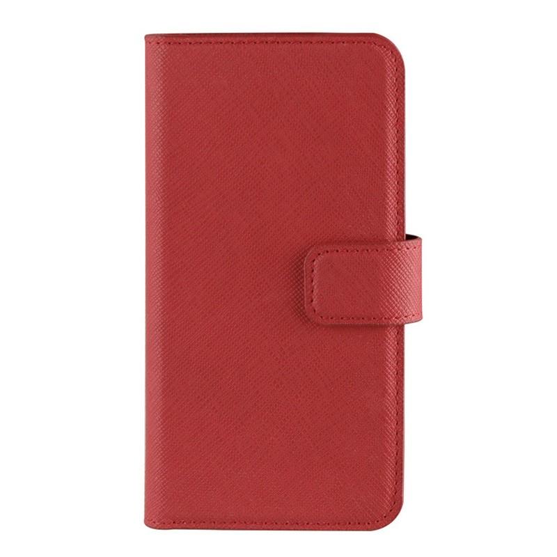 Xqisit Wallet Case Viskan iPhone 7 rood 03