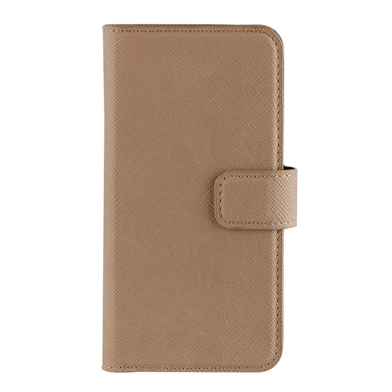 Xqisit Wallet Case Viskan iPhone 7 camel 03