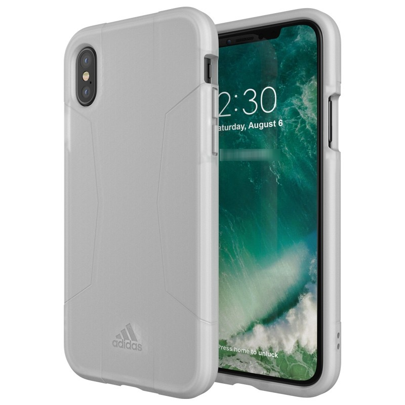 Adidas SP Agravic iPhone X/Xs Hoesje Wit 03