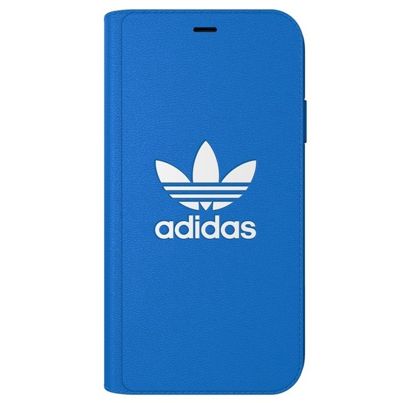 Adidas Originals Booklet Case iPhone XR Blauw 03