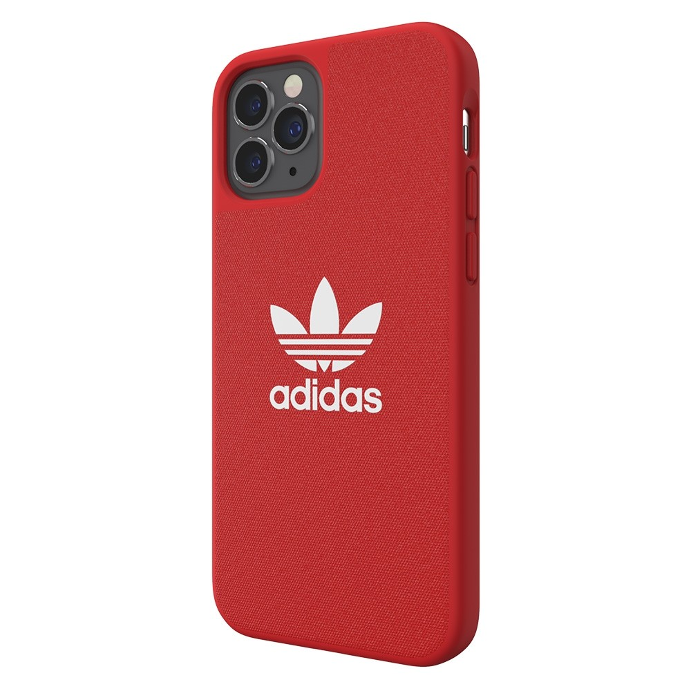 Adidas Moulded Case iPhone 12 / 12 Pro 6.1 Rood  - 3