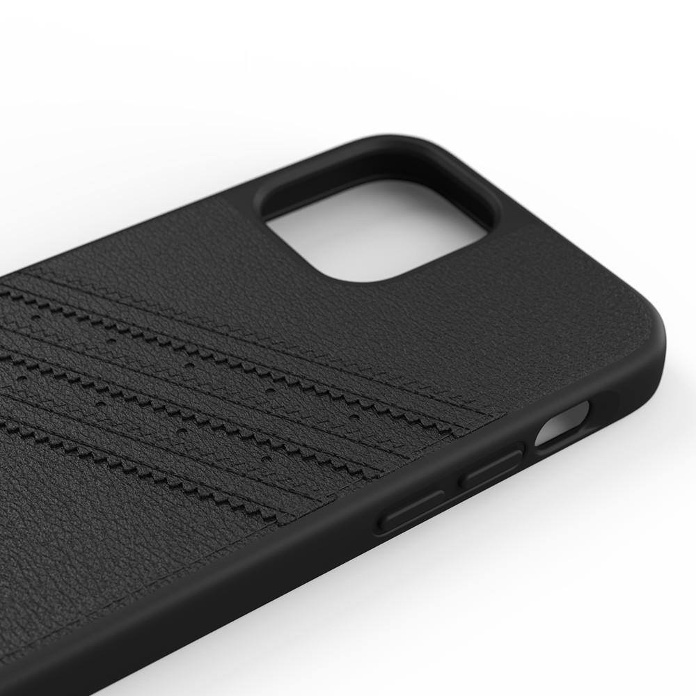 Adidas Moulded Case Premium iPhone 12 Pro Max Zwart - 3