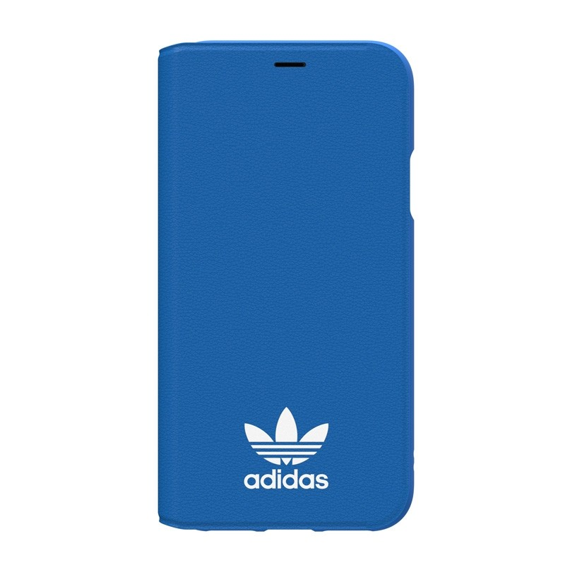 Adidas Originals - Booklet Case iPhone X Blauw - 3