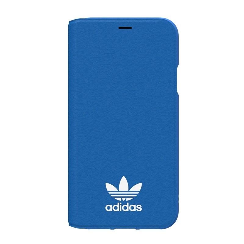 Adidas Originals - Booklet Case iPhone X/Xs Blauw - 3