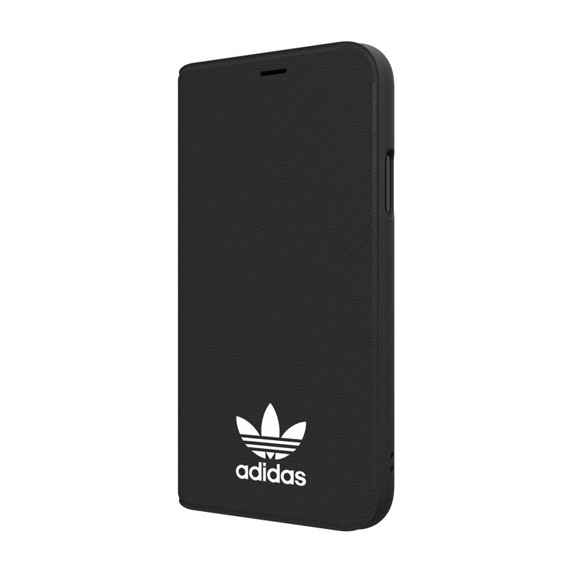 Adidas Originals - Booklet Case iPhone X/Xs Zwart - 3