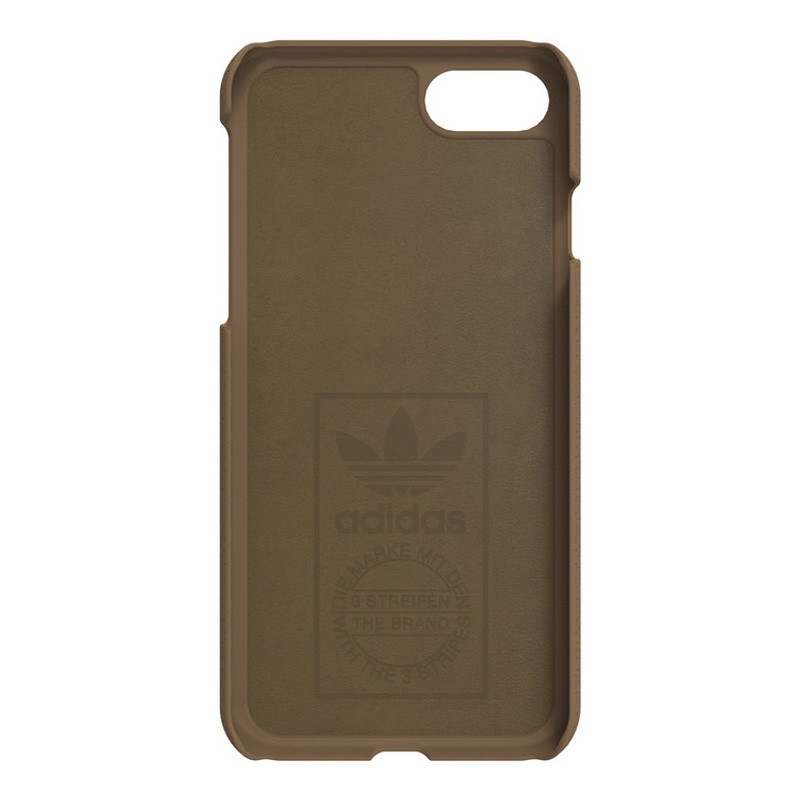 Adidas Originals Moulded Hoesje iPhone 7 Khaki - 3