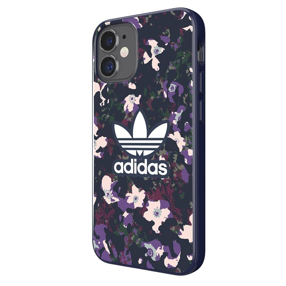 Adidas Snap Case Camo Phone 12 Mini 5.4 Paars - 3