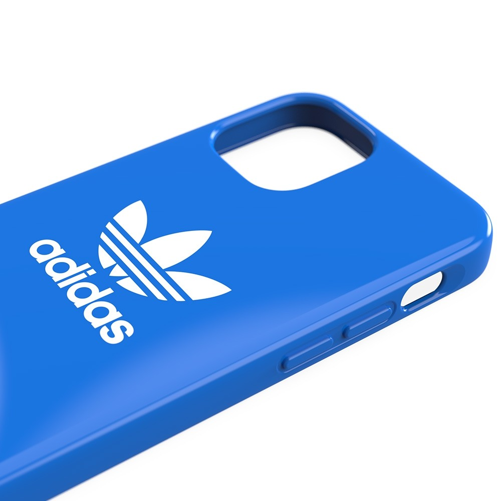 Adidas Snap Case iPhone 12 Mini 5.4 Blauw - 3