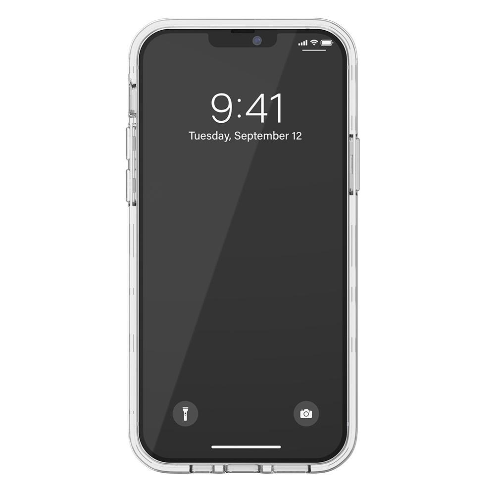 Adidas Clear Grip Case iPhone 12 / 12 Pro 6.1 Grijs/transparant - 3