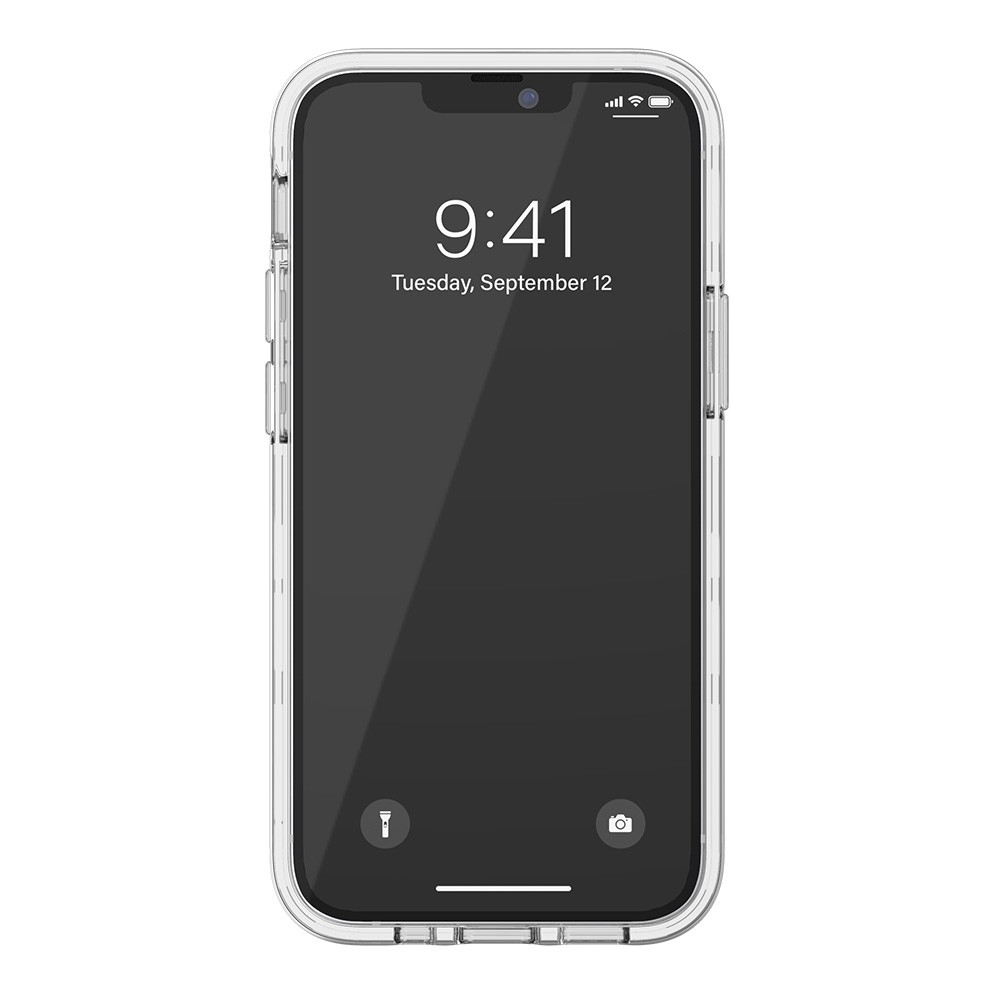 Adidas Grip Case Clear iPhone 12 Mini 5.4 Grijs/transparant - 3