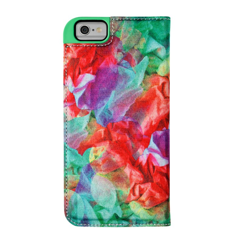 Adidas Booklet Female Floral iPhone 6 - 3