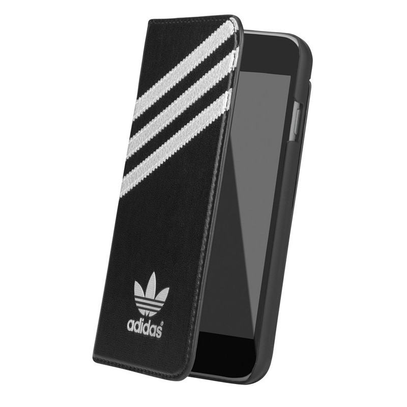 Adidas Booklet Case iPhone 6 Black/Silver - 3