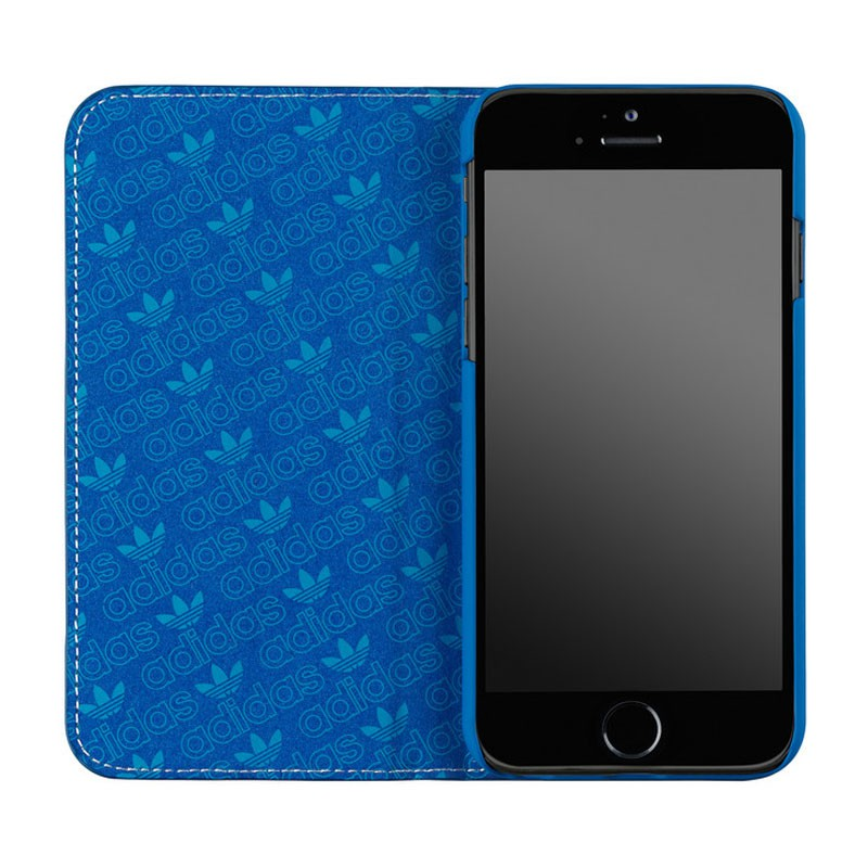 Adidas Booklet Case iPhone 6 Blue/White - 3