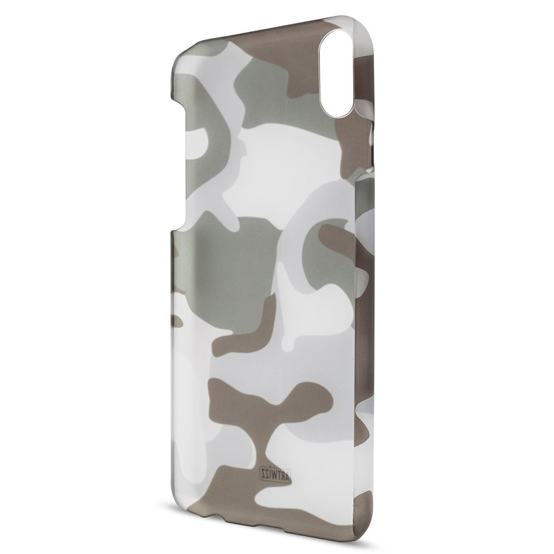 Artwizz Camouflage Clip iPhone X 03