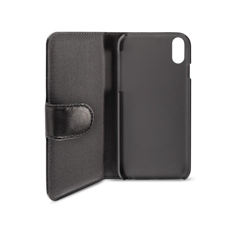 Artwizz SeeJacket Leather iPhone X/Xs Black 03