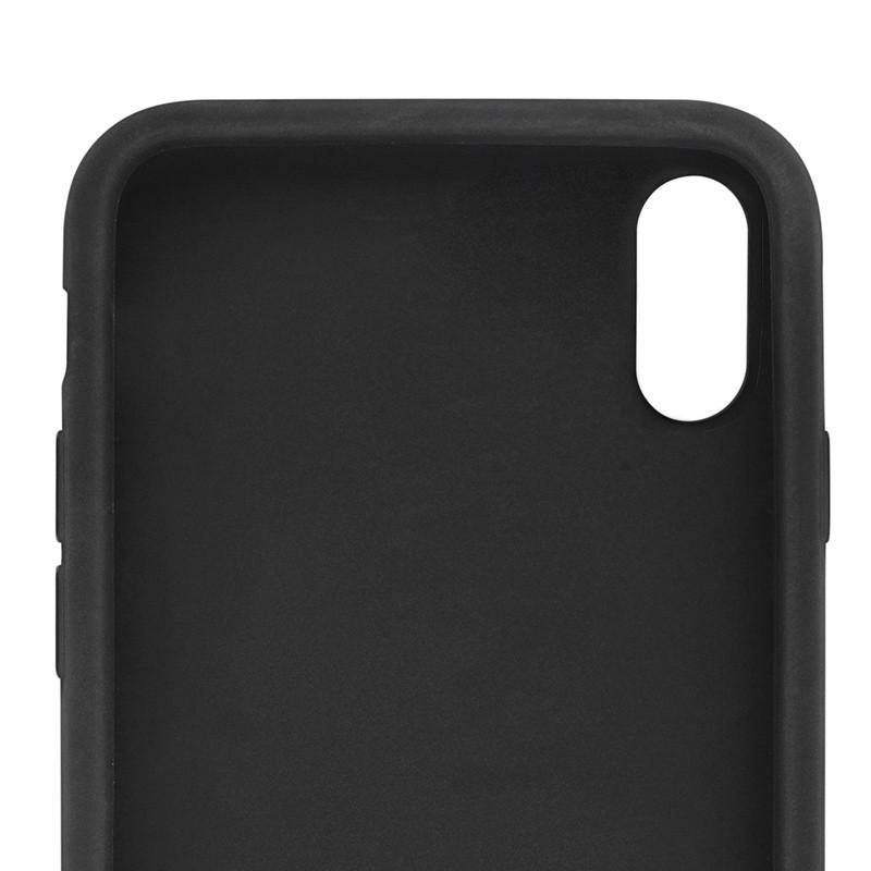 Artwizz SiliconeCase iPhone X Black 033