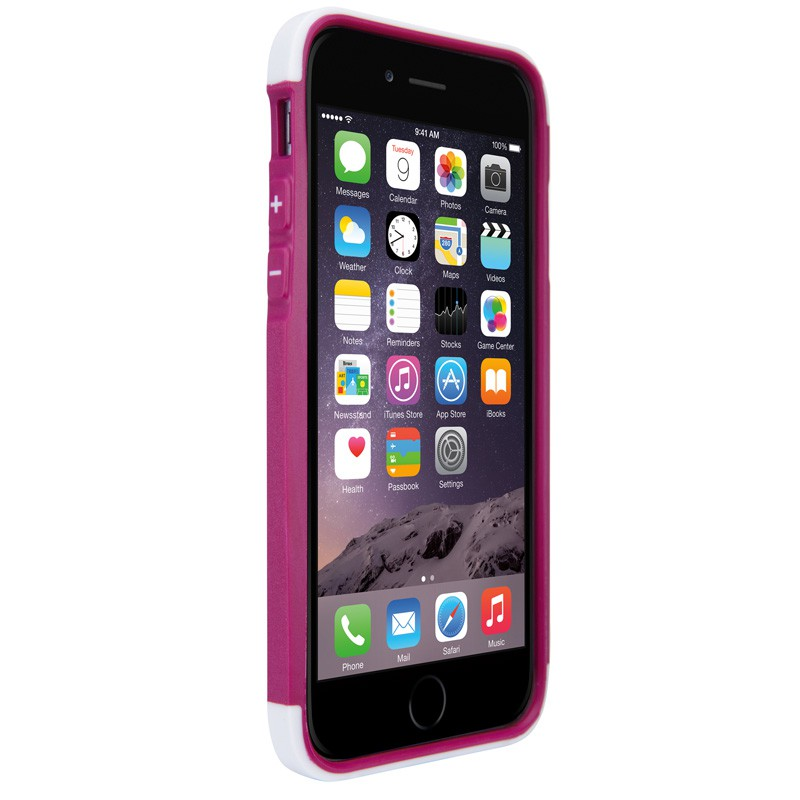 Thule Atmos X3 iPhone 6 Plus White/Orchid - 3
