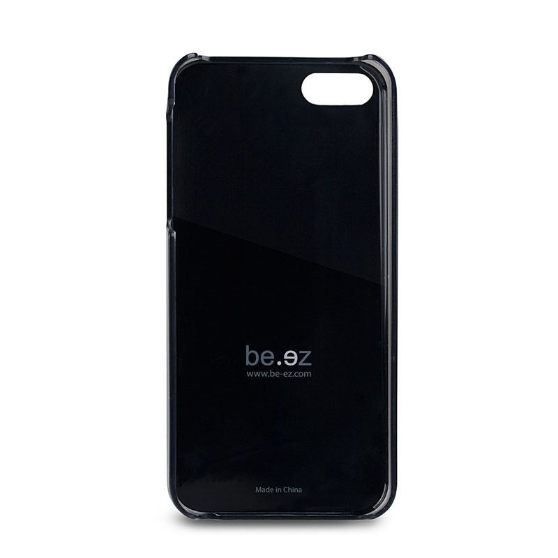 Be-ez LAcover iPhone 5 Allure Black - 3
