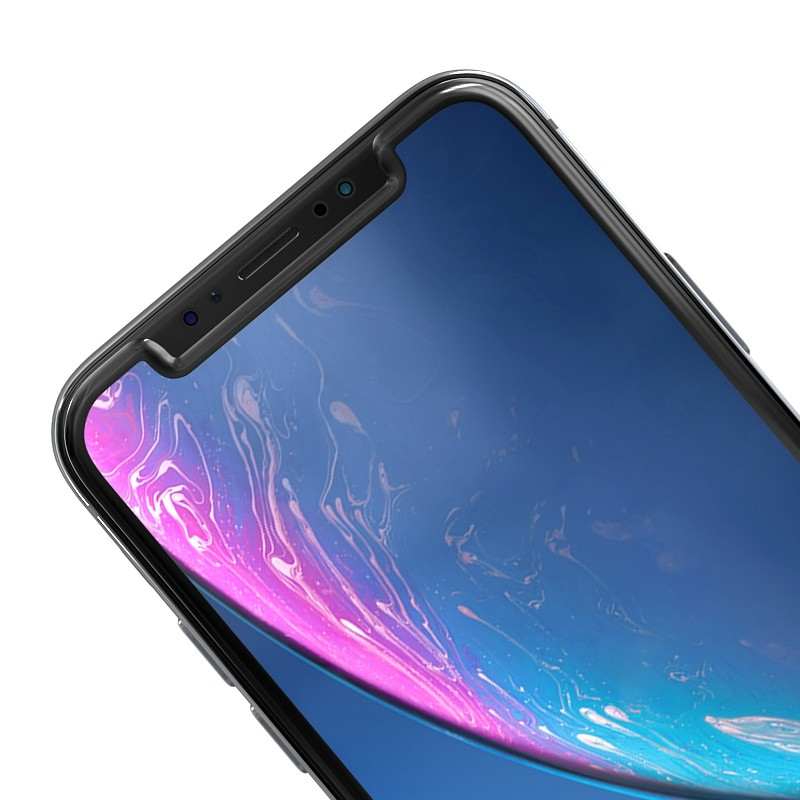 BeHello High Impact Glass Screenprotector iPhone XR 3