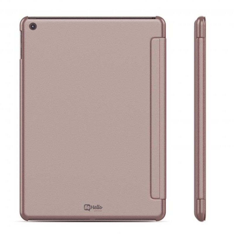 BeHello Smart Stand iPad 2017 Hoesje Rose Goud - 3