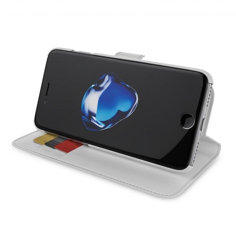 BeHello Portemonnee Hoes iPhone 8/7/6S/6 Wit - 3