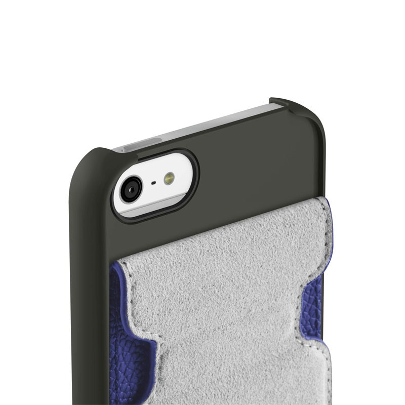 Belkin Snap Folio Case iPhone 5 (Blue) 03
