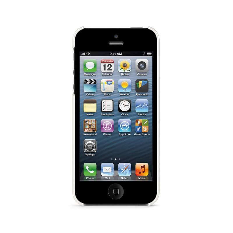 Belkin Shield iPhone 5 White - 3