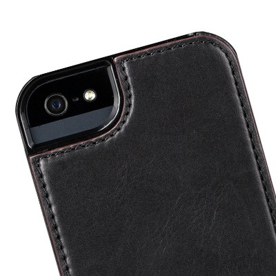 Sena Lugano Kontur iPhone 5/5S Black - 3