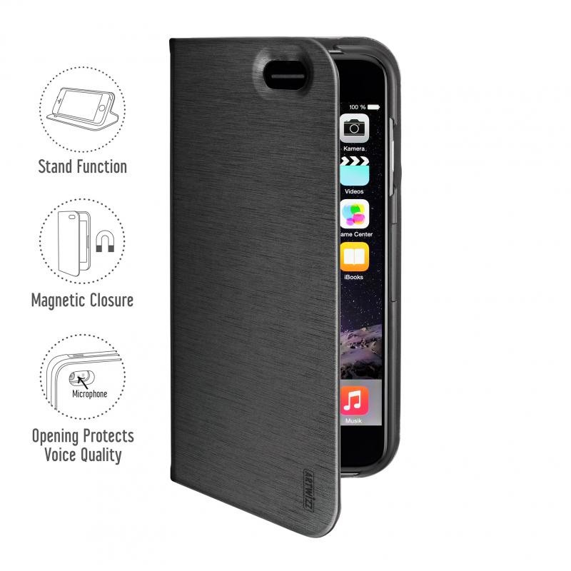 Artwizz SeeJacket Folio iPhone 6 Black - 3