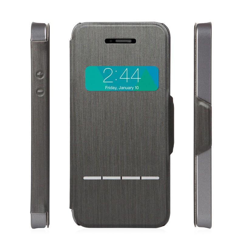 Moshi SenseCover iPhone 5/5S Black - 3