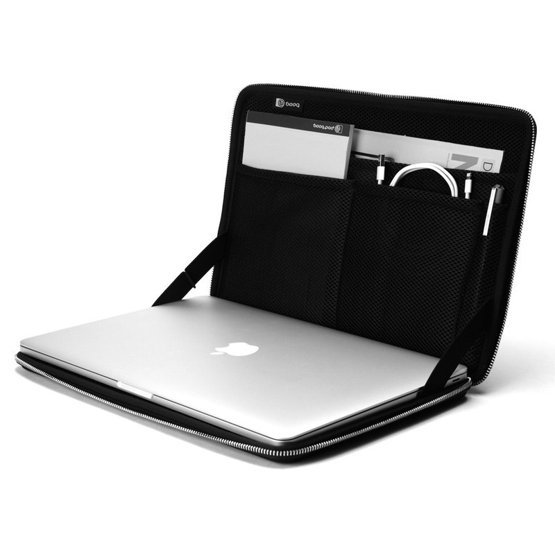 Booq - Hardcase S (MacBook Pro 13 inch / Air 2018) Black 03