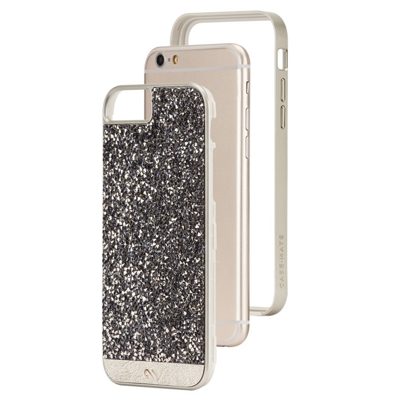 Case-Mate Brilliance Case iPhone 6 Champagne - 3