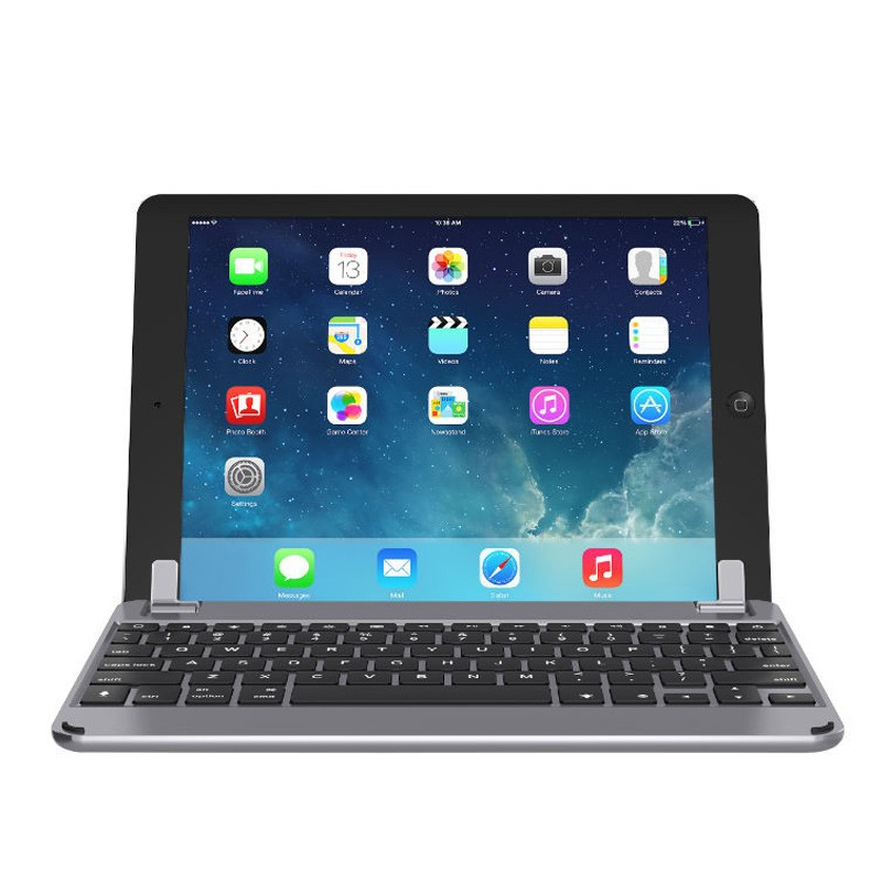 Brydge - Keyboard 9.7 iPad Air/Air 2/Pro 9.7 Space Grey 03