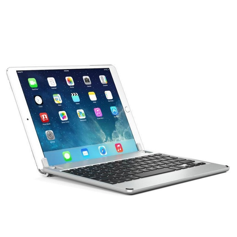 Brydge iPad Air 10.5 (2019), iPad Pro 10.5 Keyboard Case Zilver - 3