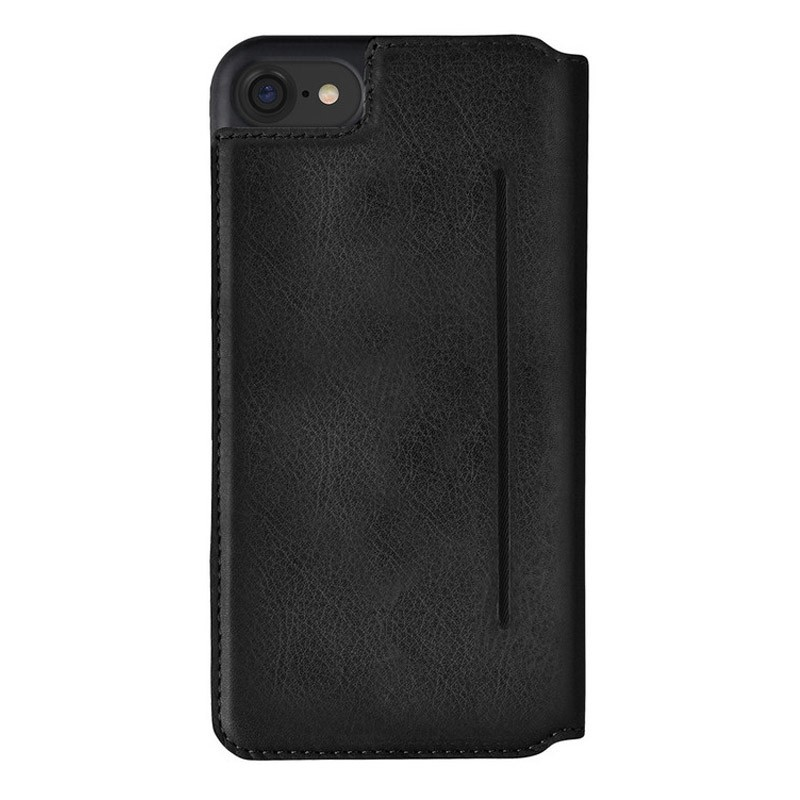 Bugatti Book Cover Parigi iPhone 7 Black - 3