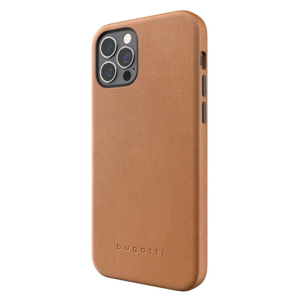 Bugatti Porto iPhone 12 / 12 Pro 6.1 Bruin - 3