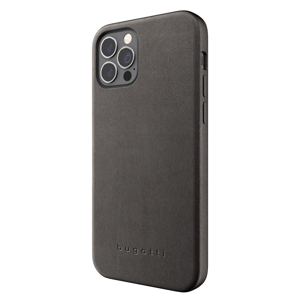 Bugatti Porto iPhone 12 / 12 Pro 6.1 Zwart - 3