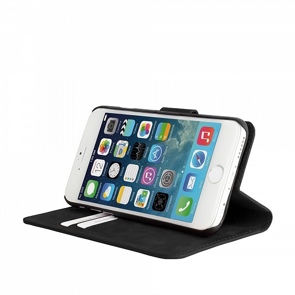 Bugatti BookCase Madrid iPhone 6 Black - 3