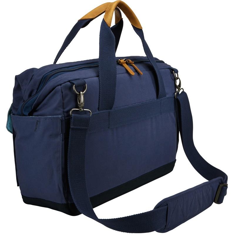 Case Logic LoDo Satchel 15 inch Dress Blue - 3