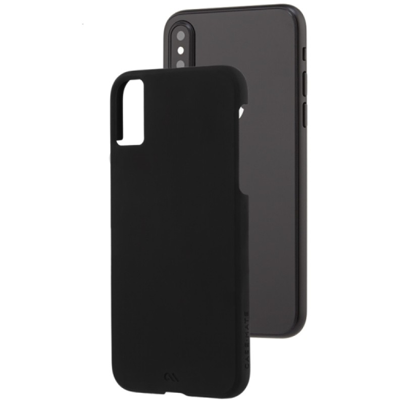 Case-Mate Barely There iPhone X/Xs Black 03