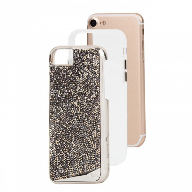 Case-Mate Tough Translucents iPhone 7 Plus Champagne 03