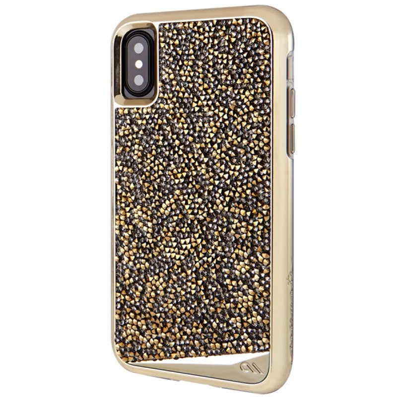 Case-Mate Premium Brilliance Case iPhone X/Xs Champagne 03