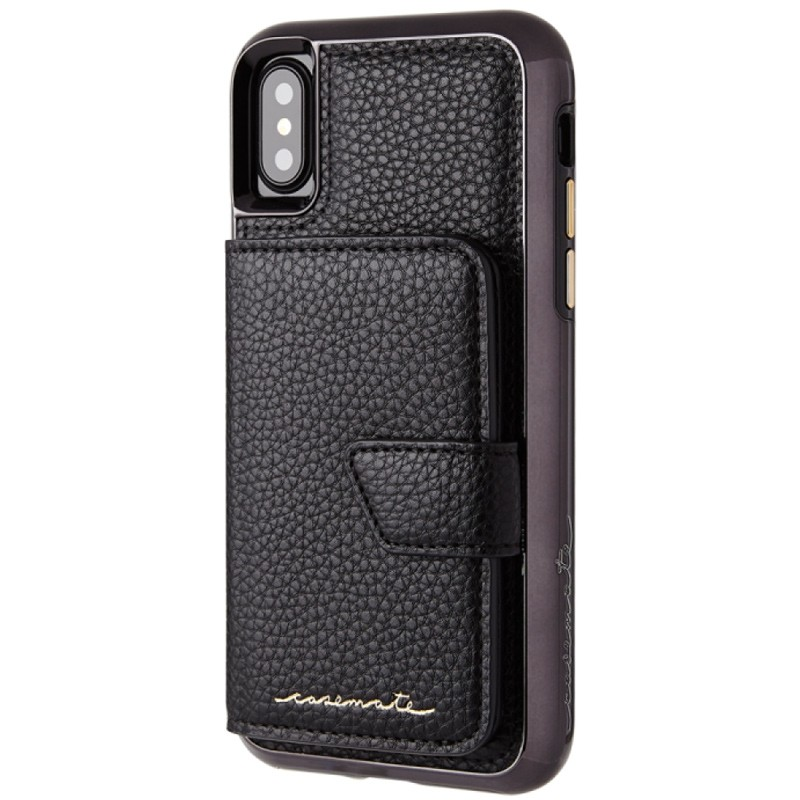 Case-Mate Compact Mirror Case iPhone X/Xs Black 03