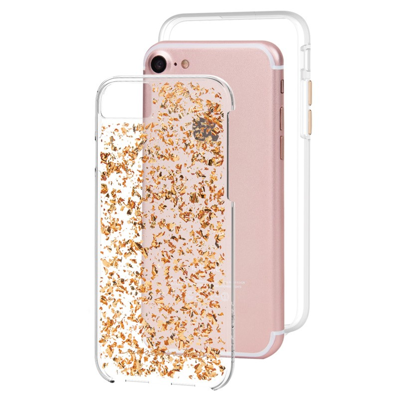 Case-Mate Karat Case iPhone 7 Rose Gold - 1