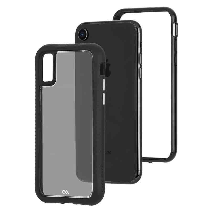 Case-Mate Protection Collection iPhone XR Hoes Zwart 03